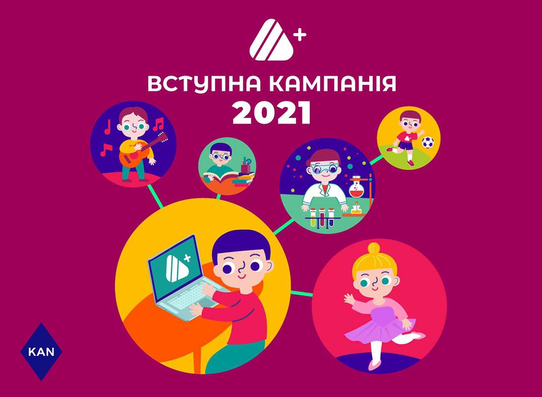 Розпочинається вступна кампанія 2021-2022 навчального року в Початковій  школі Respublika Kids | Новини | KAN Development