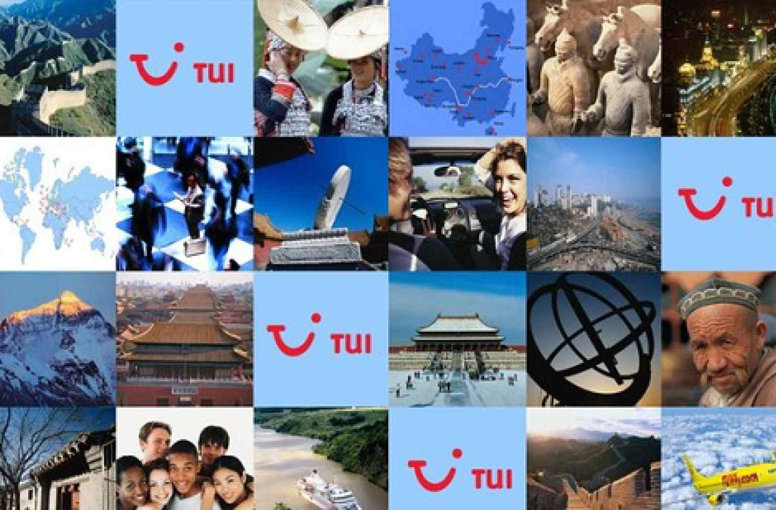 Travel agencies chain TUI will open its office in Shopping and entertainment center Respublika