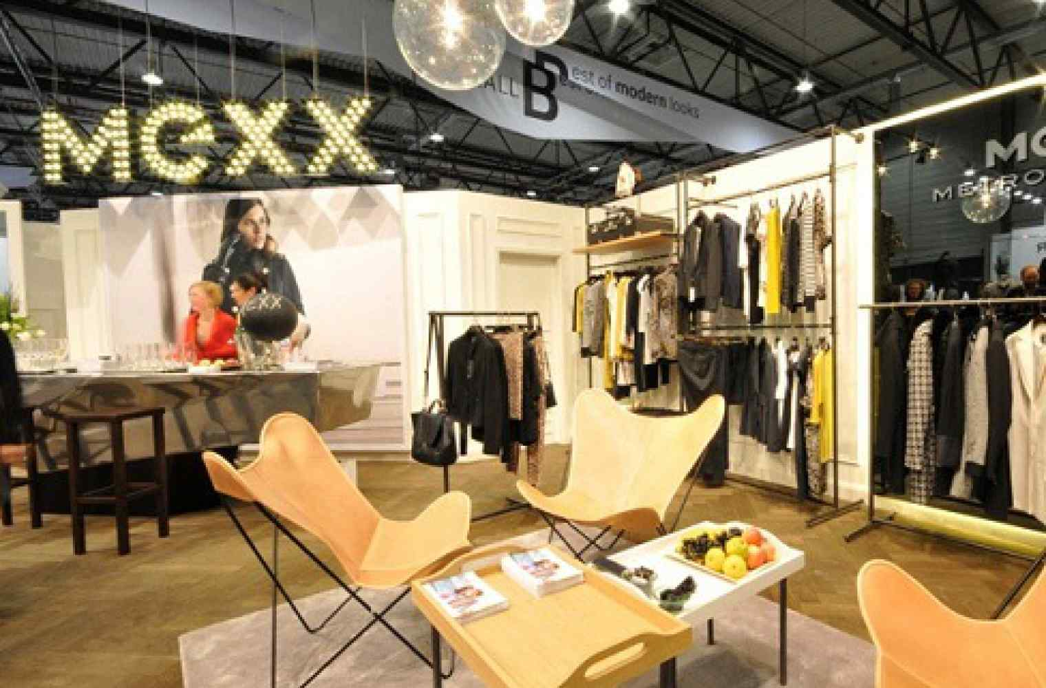 MEXX will open concept store in Shopping and entertainment center Respublika