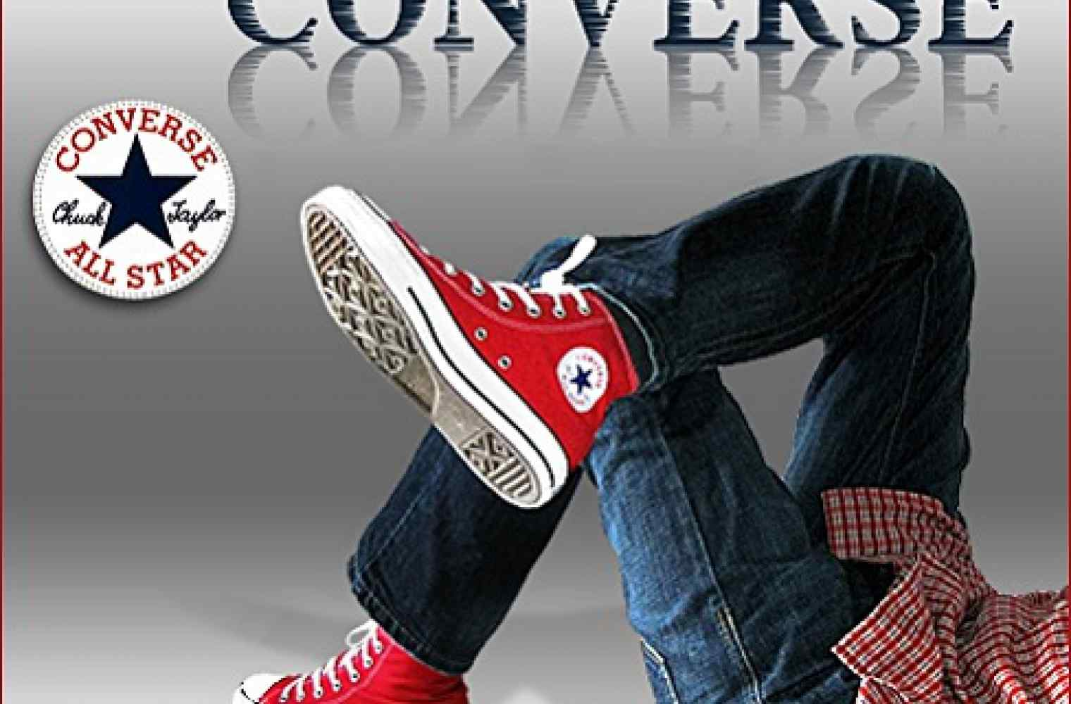 First real Converse will appear in Shopping and entertainment center Respublika