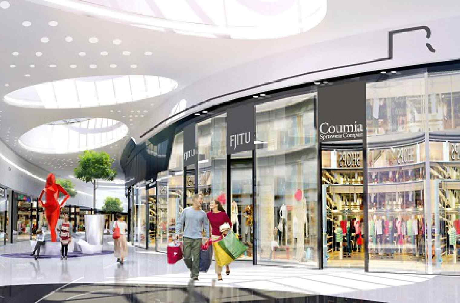 Respublika Shopping and entertainment center will become a real fashion oasis