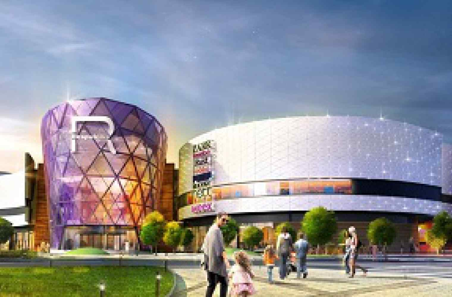 It is promised that RESPUBLIKA, Shopping and Entertainment Center will be convenient for visitors
