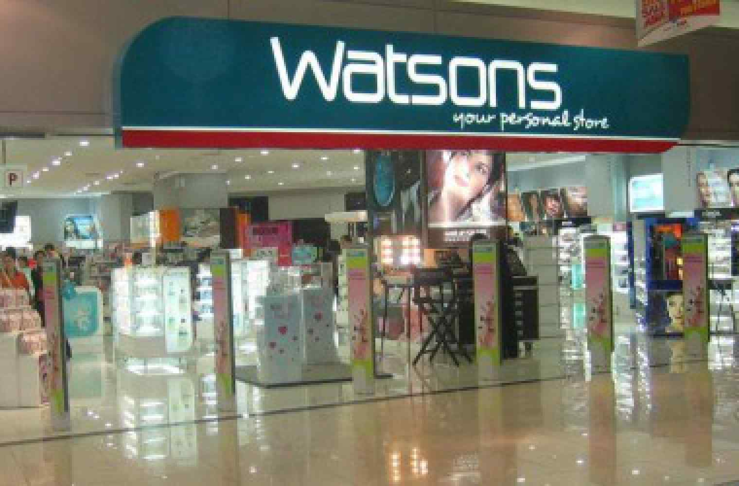 Watsons chain will open its biggest shop in Ukraine in Shopping and entertainment center Respublika