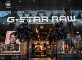 Hieratic Holland brand G-Star Raw will open its mono-brand shop in Shopping and entertainment center Respublika