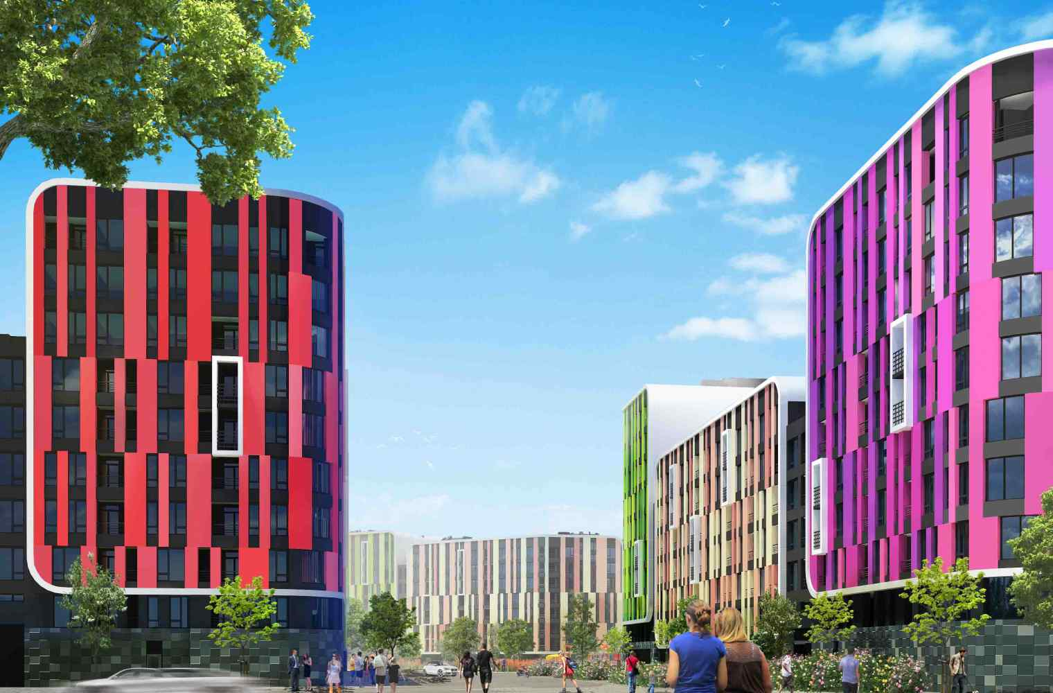 KAN Development launches the construction of Respublika residence complex in Kyiv