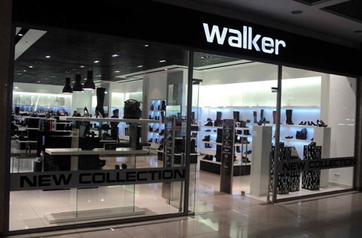Multi-brand store WALKER will be opened in Shopping and entertainment center Respublika