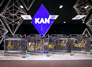 KAN has won 4 nominations at Ukraine's Main Construction Award - ibuild