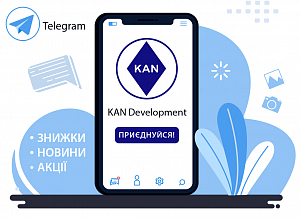 KAN is now in Telegram!